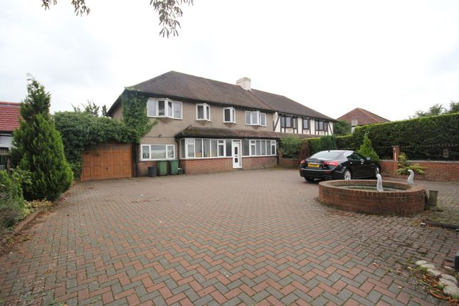 Thumbnail Flat for sale in Little Woodcote Lane, Purley