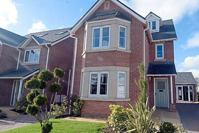Thumbnail Detached house for sale in The Seathwaite Plot 5, 7, 51 Parkview, Barrow-In-Furness