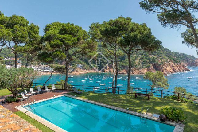 Thumbnail Villa for sale in Spain, Costa Brava, Llafranc / Calella / Tamariu, Cbr24188