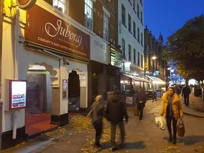 Thumbnail Retail premises to let in Ground Floor Restaraunt, 10 Mill Lane, Cardiff