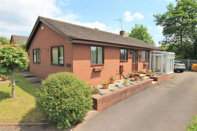 Thumbnail Detached bungalow for sale in Greytree, Ross-On-Wye