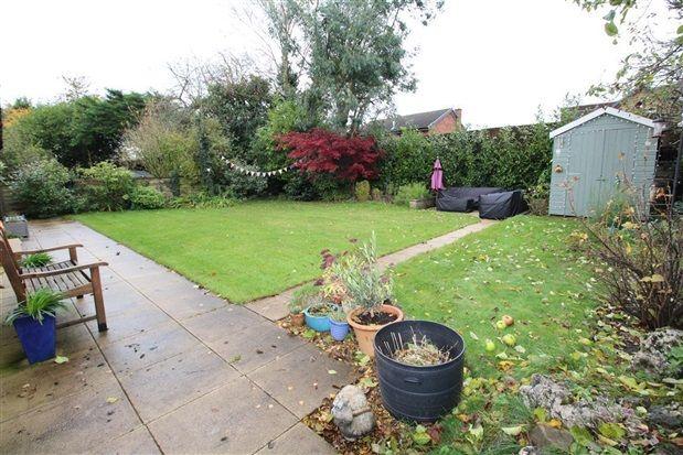 Rear Garden of Langdale Road, Leyland PR25