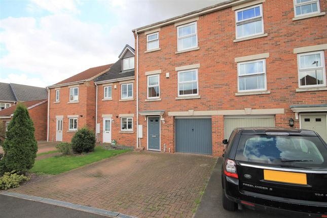 Thumbnail Town house for sale in Phoenix Grove, Northallerton