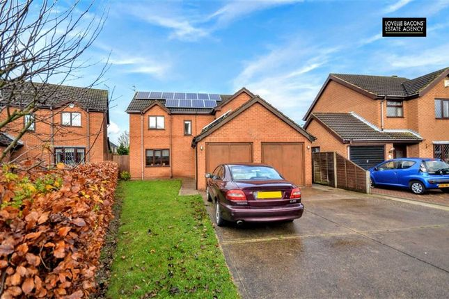 Thumbnail Property for sale in Marian Way, Waltham, Grimsby