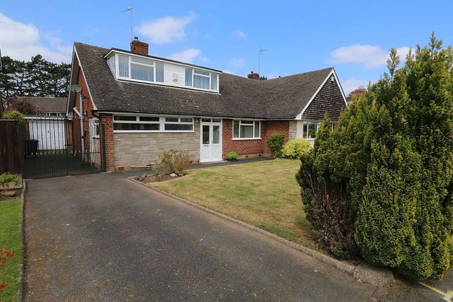 Thumbnail Semi-detached bungalow for sale in Nethy Drive, Tettenhall, Wolverhampton, West Midlands