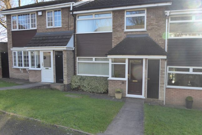 Thumbnail Terraced house for sale in Hollow Croft, Northfield, Birmingham