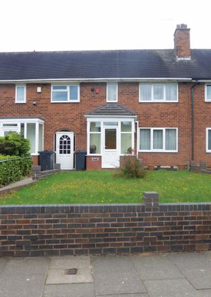 Thumbnail Land for sale in Outmore Road, Sheldon, Birmingham