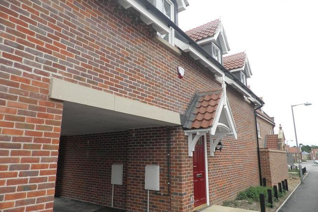 Thumbnail Flat to rent in St. Michaels Avenue, Aylsham, Norwich