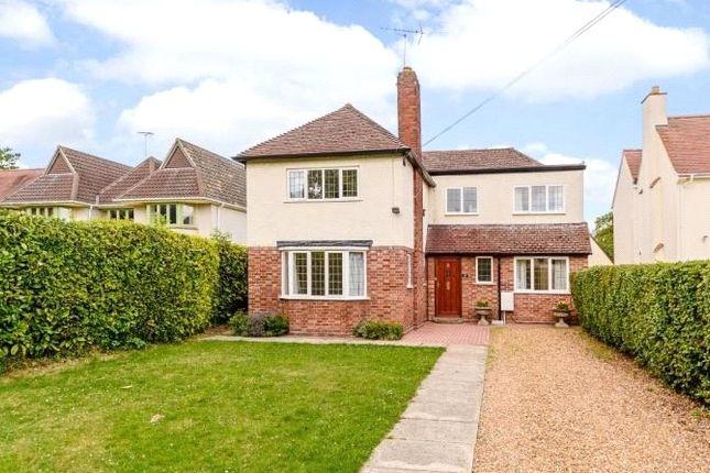 Thumbnail Detached house to rent in Queen Ediths Way, Cambridge