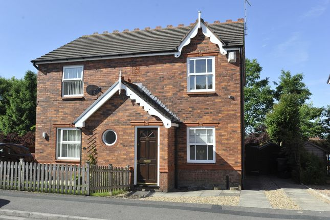 Thumbnail Semi-detached house to rent in Carline Mead, Harrogate