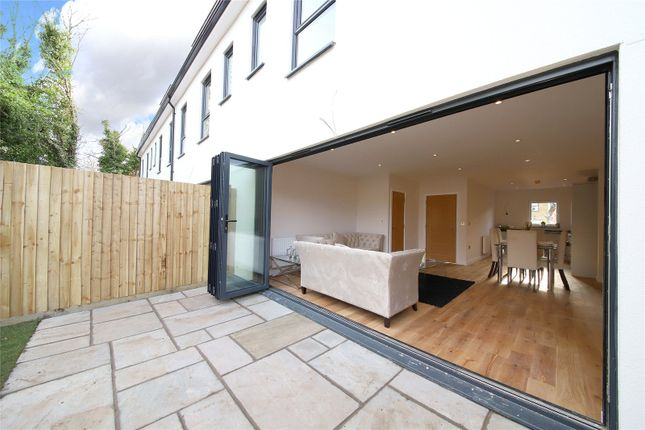 Thumbnail Semi-detached house for sale in River View Mews, Wandle Mill, Beddington
