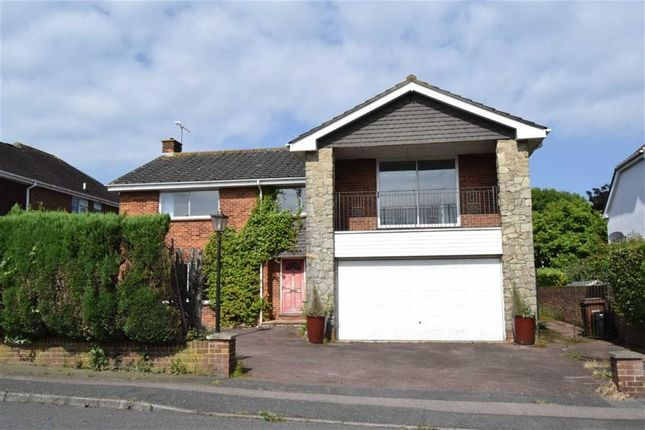 Thumbnail Detached house for sale in Primrose Avenue, Rainham, Gillingham
