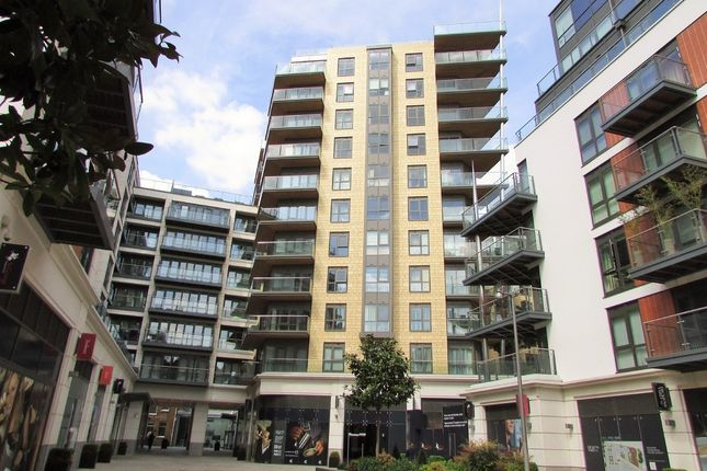 Thumbnail Flat for sale in New Broadway, London
