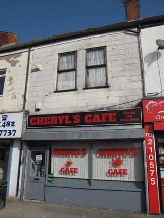 Thumbnail Retail premises for sale in Hessle Road, Kingston Upon Hull