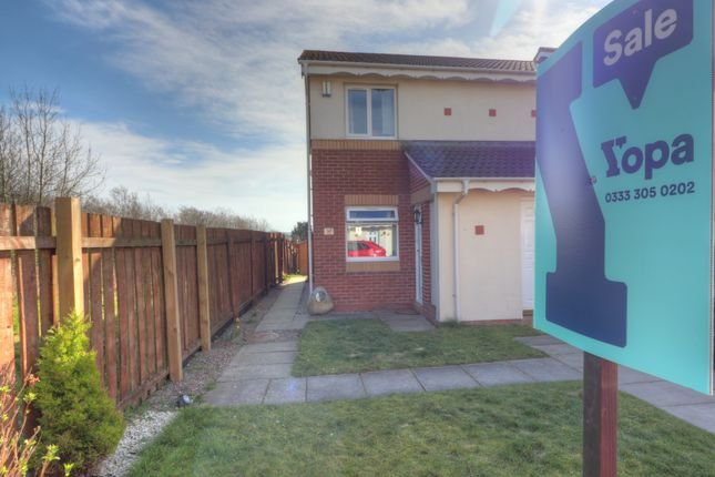 Thumbnail Flat for sale in Seaview Crescent, Bridge Of Don, Aberdeen