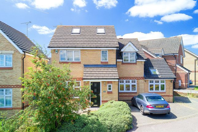 Thumbnail Detached house for sale in Great Innings South, Watton At Stone, Hertford