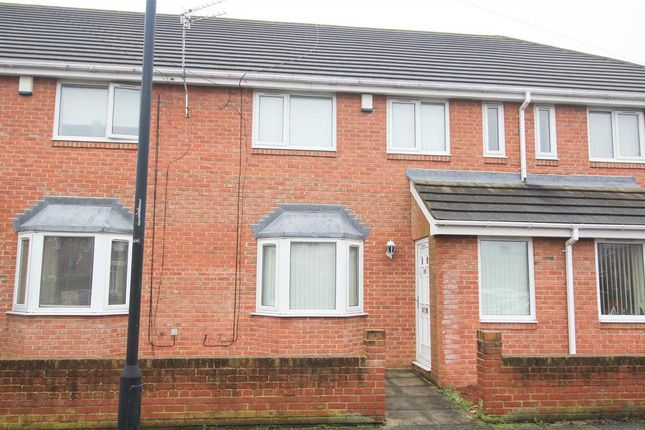 Thumbnail Terraced house for sale in Barras Avenue, Annitsford, Cramlington