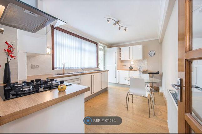 Thumbnail Semi-detached house to rent in Moredun Cresent, Glasgow