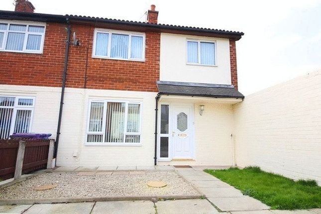 Semi-detached house for sale in Rhyl Street, Dingle, Liverpool