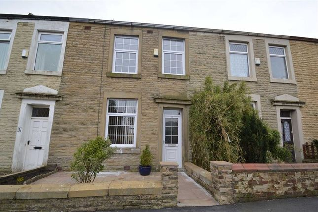 Thumbnail Terraced house to rent in St. Huberts Road, Great Harwood, Blackburn