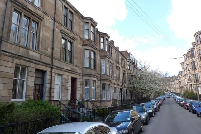 Thumbnail Flat to rent in Roxburgh Street, Glasgow