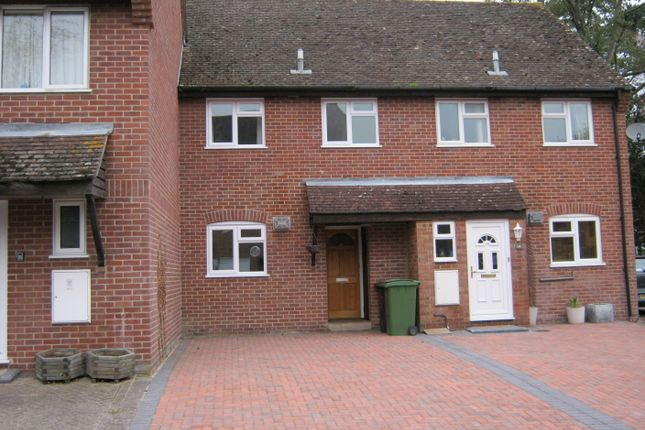 Thumbnail Town house to rent in Cleveland Grove, Newbury