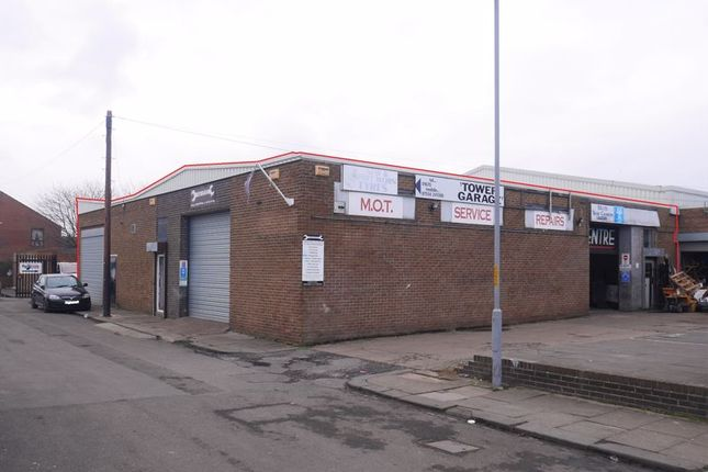 Thumbnail Commercial property for sale in Units 1, 2, 3 Disraeli Street, Blyth
