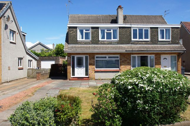 Thumbnail Semi-detached house for sale in Deveron Road, Troon
