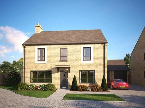 Thumbnail Detached house for sale in Peterborough Road, Farcet