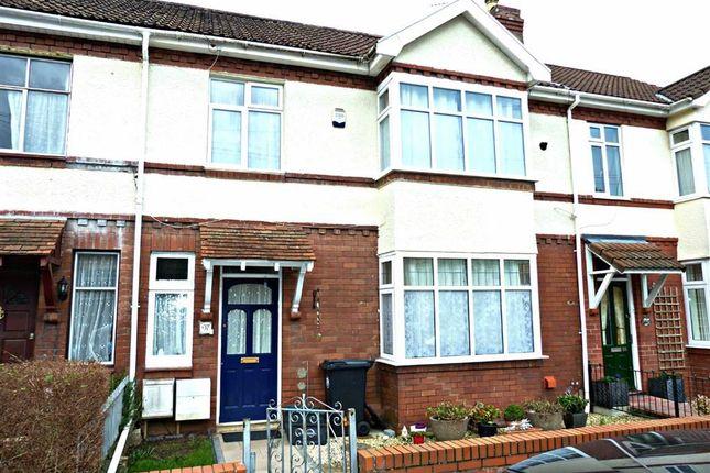 Thumbnail Terraced house for sale in Runswick Road, Brislington, Bristol