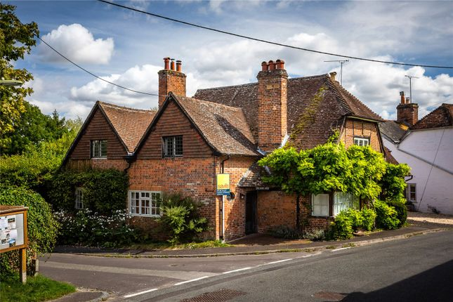 Thumbnail Detached house for sale in High Street, Broughton, Stockbridge, Hampshire