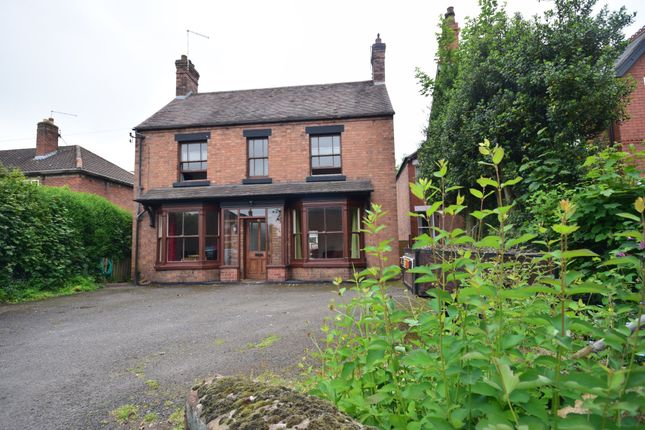 Thumbnail Detached house for sale in New Street, Wem, Shrewsbury