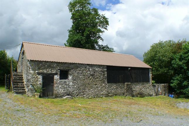 Thumbnail Property for sale in Taliaris, Llandeilo
