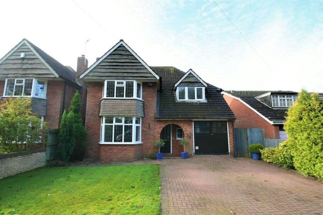 Detached house for sale in Widney Lane, Shirley, Solihull