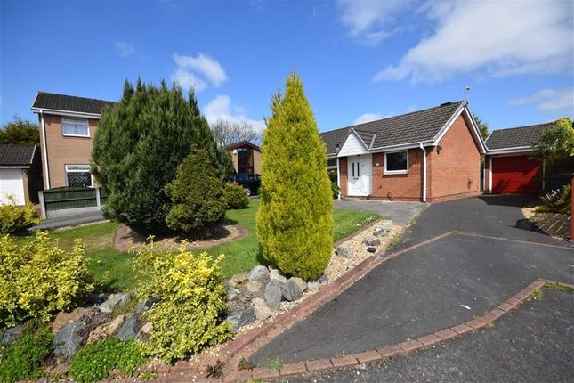 Thumbnail Detached bungalow to rent in Stonebridge Close, Preston, Lancashire