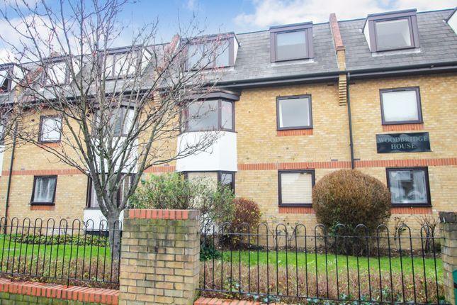 Thumbnail Flat for sale in Woodbridge House, Mornington Road, Leytonstone, London