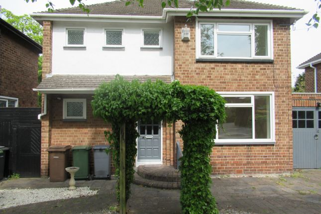 3 bed detached house to rent in Manor Drive, Upton, Wirral