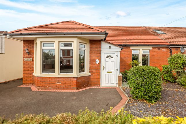 Thumbnail Semi-detached bungalow for sale in Kyle Avenue, Whitchurch, Cardiff