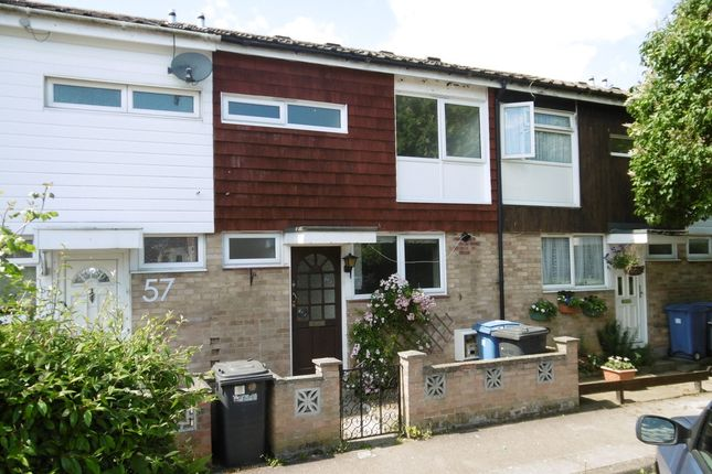 Thumbnail Terraced house to rent in Nelson Road, Sudbury