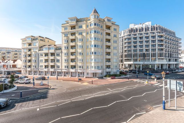 Thumbnail Flat for sale in Devonshire Mansions, Eastbourne, East Sussex