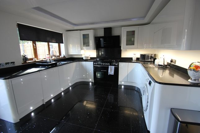 Thumbnail Detached house for sale in Un Ty Coch, Newport Road, Castleton, Cardiff.
