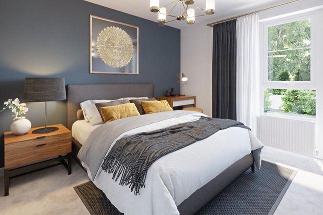 "Thumbnail Flat for sale in ""Fleetlands House"" at Park Prewett Road, Basingstoke"