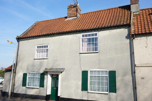 Thumbnail Semi-detached house for sale in Ditchingham Dam, Ditchingham, Bungay