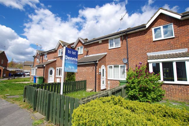 2 bed terraced house to rent in Brevere Road, Hedon, Hull HU12