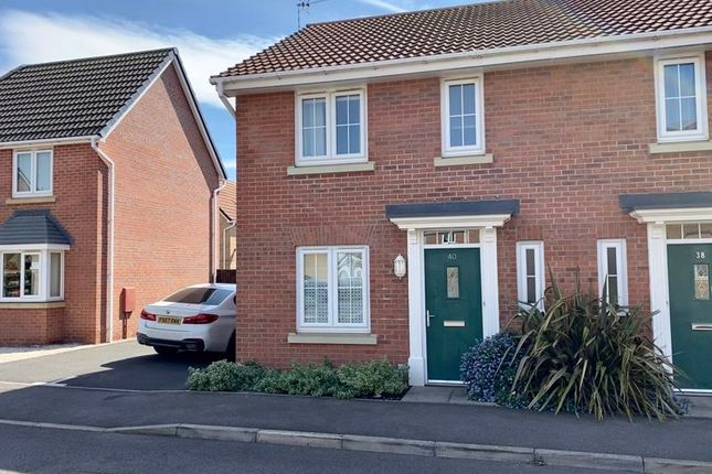 Semi-detached house to rent in Coles Way, Grantham