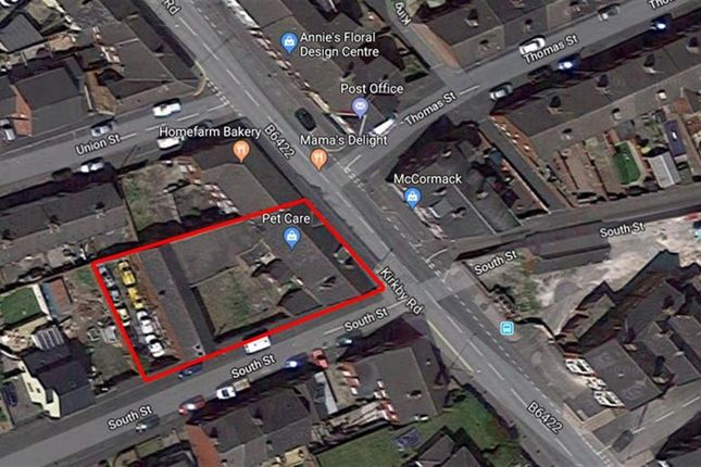 Thumbnail Land for sale in Kirkby Road, Hemsworth, Pontefract
