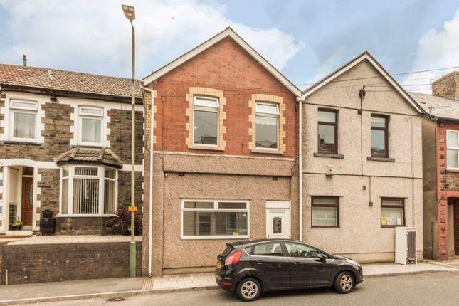 Thumbnail Terraced house for sale in Maindee Road, Cwmfelinfach, Ynysddu, Newport