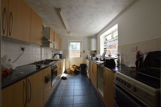 Thumbnail Terraced house to rent in Severn Street, Highfields