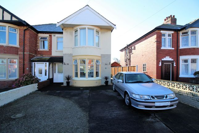 Thumbnail Flat for sale in Mossom Lane, Thornton-Cleveleys