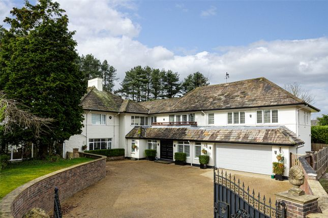 Thumbnail Detached house for sale in Heybridge Lane, Prestbury, Macclesfield, Cheshire